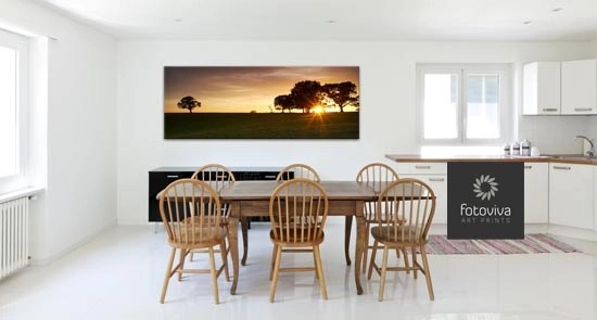kitchen canvas art
