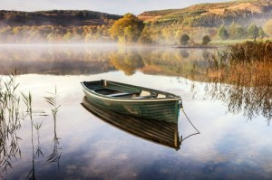 safe haven loch ard scotland