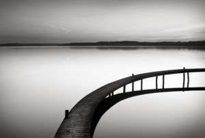 Curved Jetty