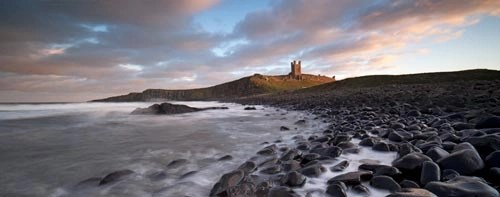 Dunstanburgh Castle Panorama