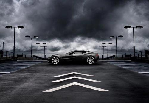 Aston Martin Storm