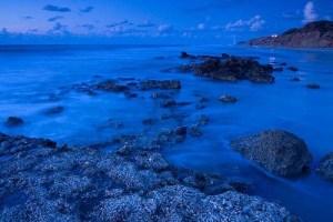 Calmness by the sea