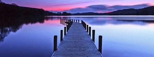 Coniston Water Panoramic