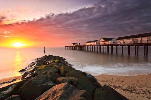 Southwold Pier Sunset