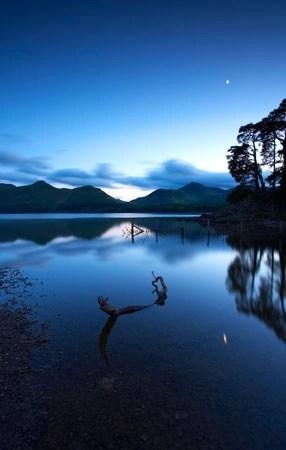 Twilight Lake by Jon Gibbs