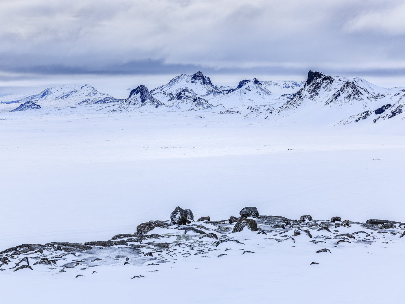 Langjoukull, Iceland. Canon 5DII, 24-105mm f/4L at 80mm, ISO 100, 1/5 sec at f/16, © Mark Bauer