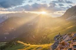 On the Brink, Denti di terra, Dolomites, Italy. Sony A7R Mark II, Canon 16-35 f4 at 22mm, ISO100, 1/60sec, f11, Tripod, September. © Richard Fox.