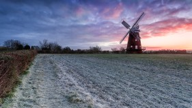 Thaxted Windmill IV. © George Johnson