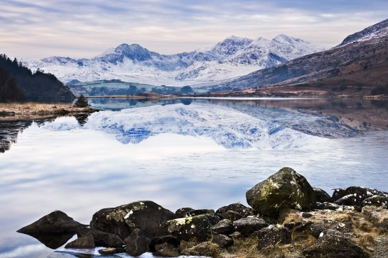 Sub zero in Snowdonia Pentax K5, Pentax 17-70 at 43mm, ISO80, 1/5s at f/11 Tripod. January. © Simon Kitchin