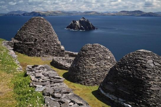 Monastery on Skellig Michael, County Kerry, Ireland. Canon EOS 5D III, Canon 45mm TS-E, f22, 40 sec., ISO 200, Polarizer, ND, 0.3 ND Grad, Tripod © Carsten Krieger