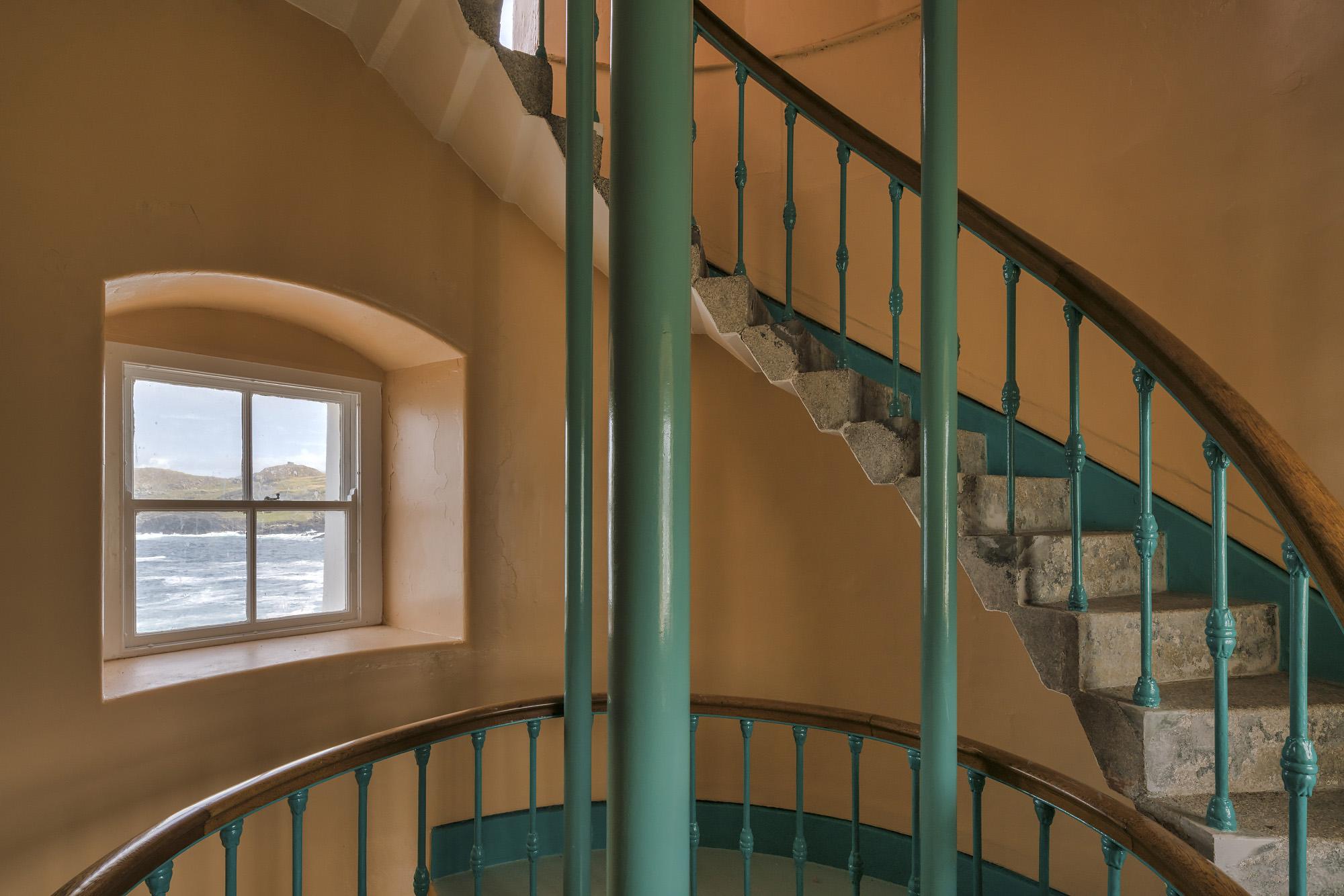 Valentia Lighthouse, County Kerry, Ireland. Sony A7R II, Canon TS-E17mm f/4 L, ISO 100, 1/25s at f/16. Tripod. Aug. © Carsten Krieger