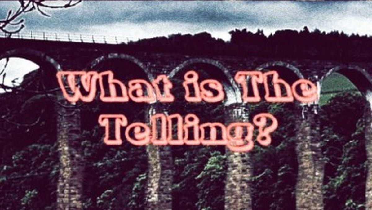 The Telling: a film by Stewart Hamilton