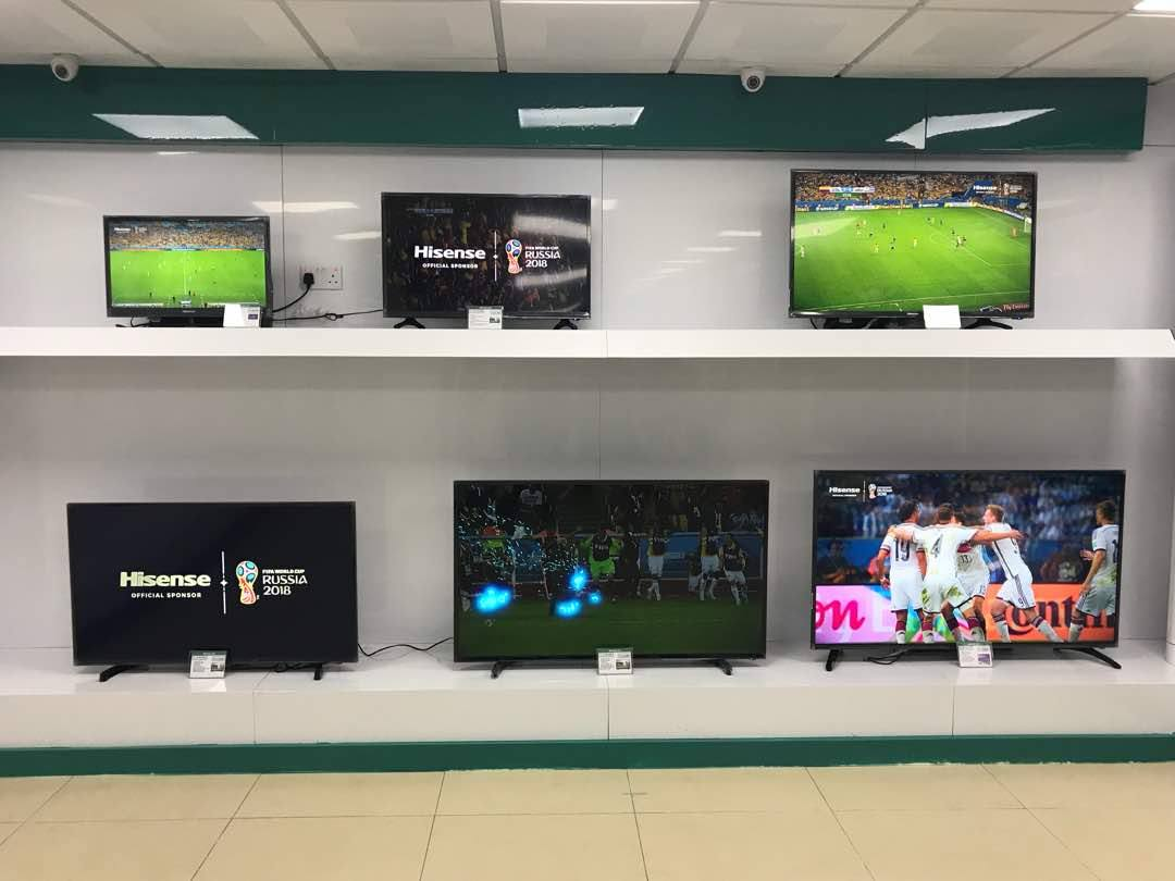 Check Our Hisense Showroom In Port Harcourt Fouani Group