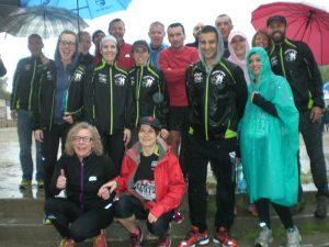 Marathon et Semi de Bordeaux du 18 Avril 2015