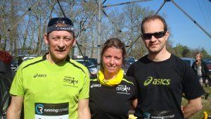 Trail de L'Eau Bourde à Canéjan le Dimanche 12 Avril 2015