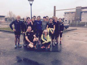 J-14 Semi et Marathon de Bordeaux