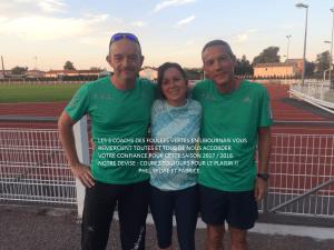 Les 3 Coachs FVL saison 2017/2018