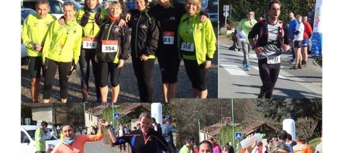 Carnaval de Libourne, Marathon des vins de la Côte Chalonnaise et Trail des Écureuils de Cursan