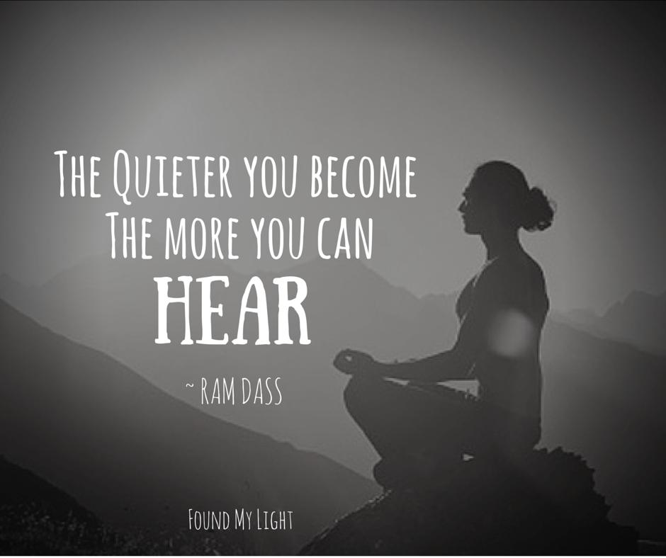 10 Inspirational Quotes by Ram Dass - Found My LightFound ...