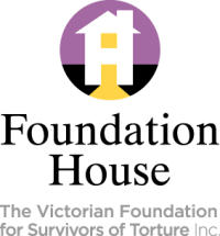 Foundation House logo portrait
