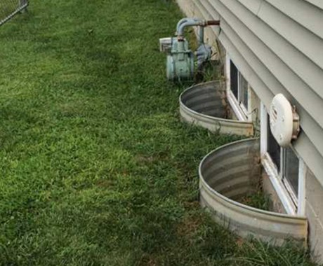 How to Deal with Clogged Basement Window Wells