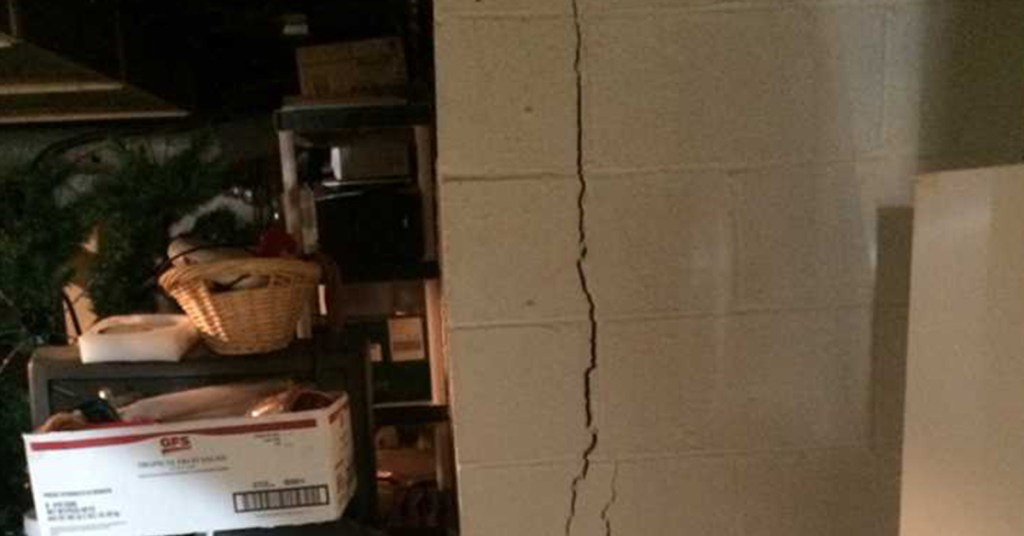 faulty home foundation