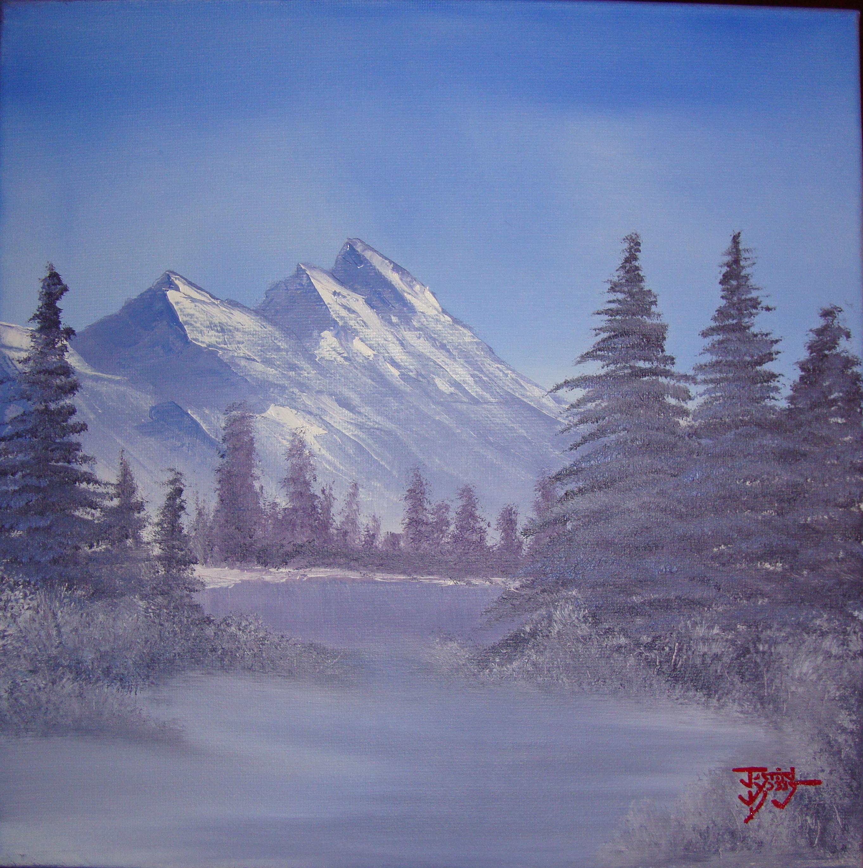 Snowy Mountain Jdibanez31 Foundmyself