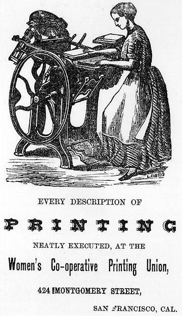 Image result for emily pitts stevens women's cooperative printers