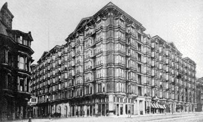 Palace Hotel FoundSF