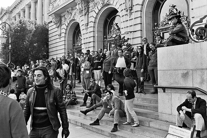 City-hall-steps hells-angel-and-crowd 0439 Chuck-Gould.jpg