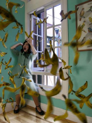 Attack of the Bananas | Drop Dead Gorgeous by Daniela Edburg