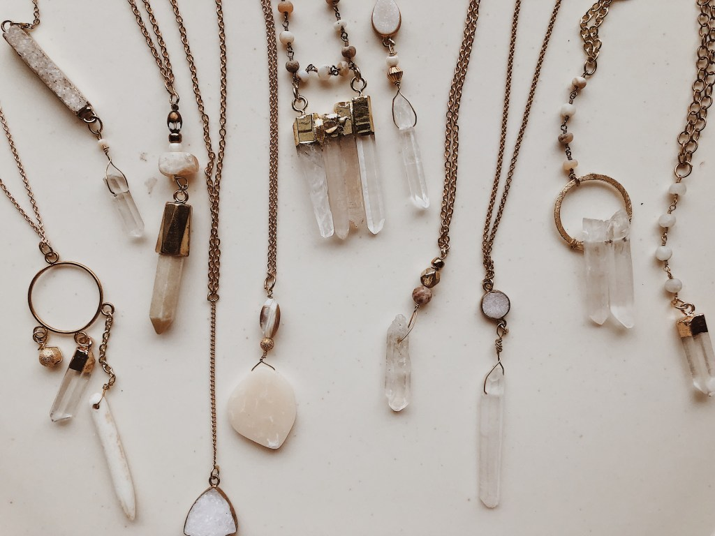 a02a65ef34241 It is the most essential step for me. If I'm not inspired, I'm not  creating. Plain and simple. Making jewelry has always come from a place of  ...