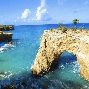 The Beautiful Anguilla Arch