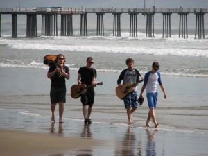 anguilla music on the beach
