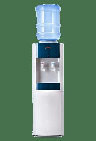 кулер для воды, напольный кулер, кулер в офис, AEL-280 Green (1000)