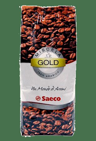 кофе в зернах, Саеко Голд. Saeco Gold