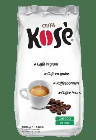 Kimbo Kose Chicco Verde