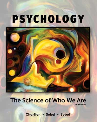 Array - psychology  the science of who we are   fountainhead press  rh   fountainheadpress com