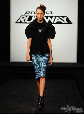 Emilio Sosa Design For Project Runway Season 7