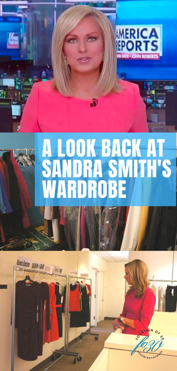 sandra smith news reporter wardrobe fountainof30