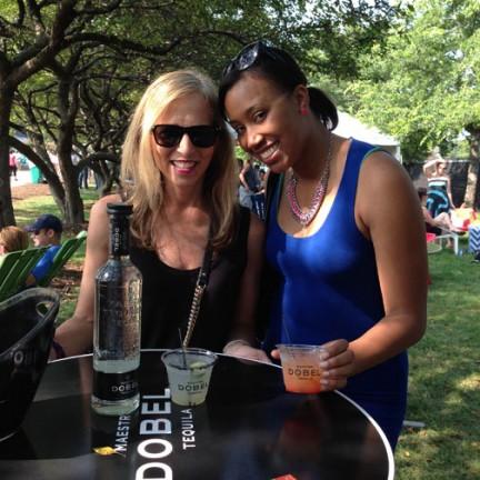Lollapalooza Fashion Style Best Drink, Maestro Dobel, Maestro Dobel shades