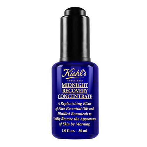 anti-aging beauty oils Kiehl's Since 1851 Midnight Recovery Concentrate