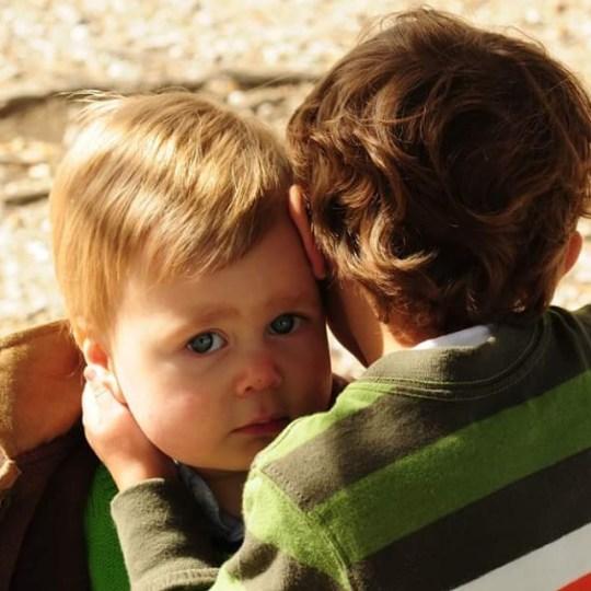 Liam A. and Owen J.