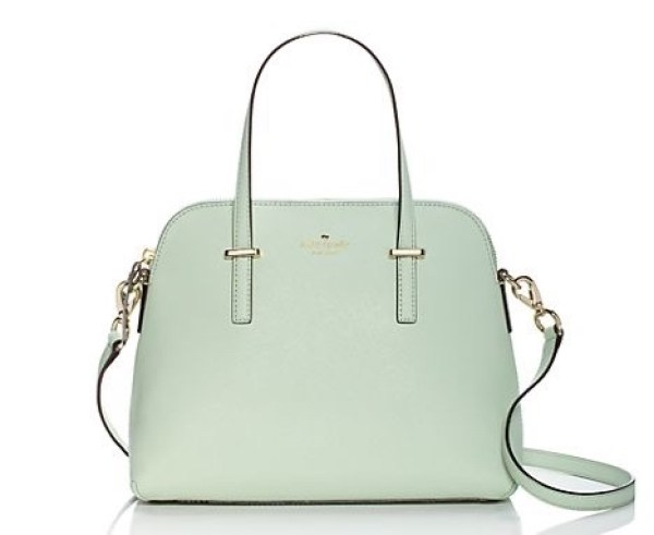 Kate Spade Cedar Street Maise Bag in Mint Mojito