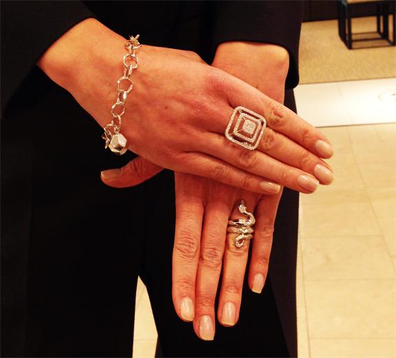 Mimi So Square-Ring