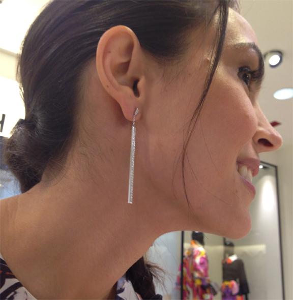 Mimi So earring-simple