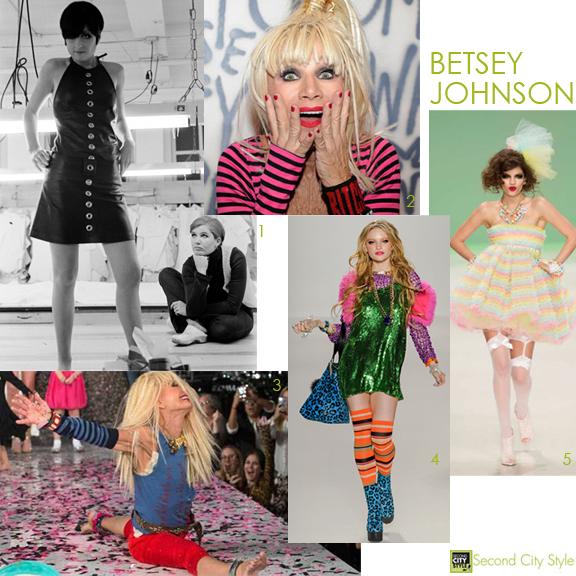 Betsey Johnson, History,