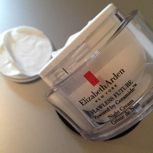 Beauty Elizabeth Arden Flawless Future Night Cream Fountainof30 Com