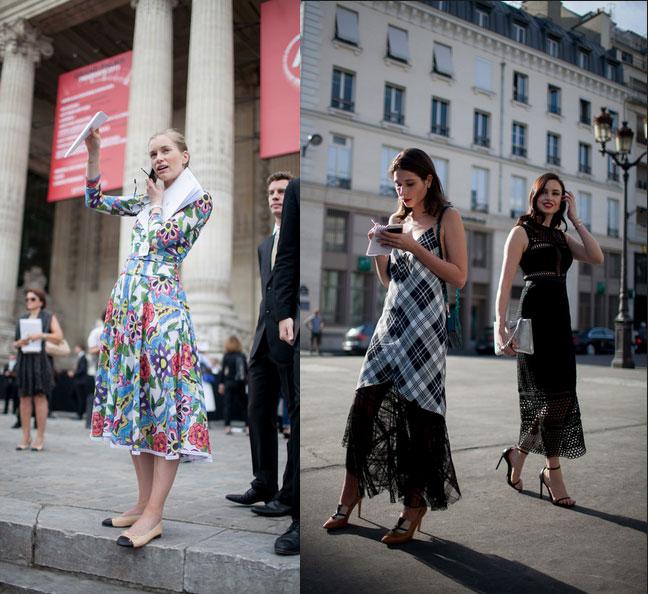 Paris Couture Fashion Week 2015, Street, WWD, Kuba Danbrowski photo