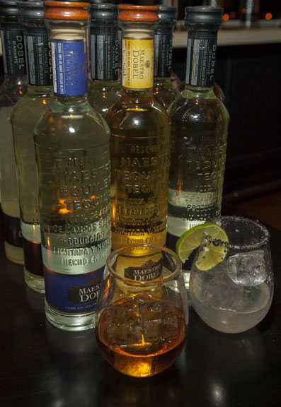 Maestro Dobel Tequilas